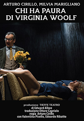 CHI HA PAURA DI VIRGINIA WOOLF