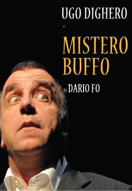 MISTERO BUFFO – RINVIATO A DATA DA DESTINARSI